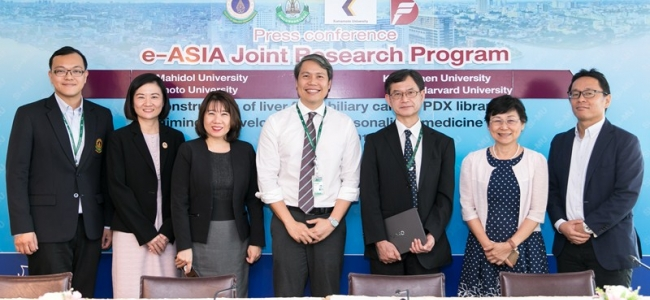 e-ASIA JRP on Infectious Diseases and Cancer